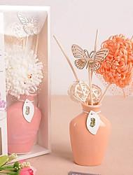 бабочки сушат цветы ротанга гороха аромат цветов тростниковые диффузоры (случайный аромат)