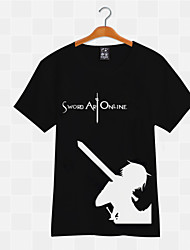 Costumi Cosplay - Kirito - Sword Art Online - T-shirt