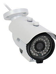 Bullet IP Camera 1080P Night Vision Waterproof Day Night IR-cut Motion Detection P2P