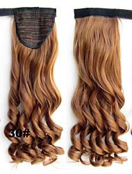 Wave Volume Ponytail Wig High Temperature Wire 30 #