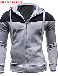 2015 Top Quality 3 Color Fashion Men hoodies Eu Size M-2XL Hot Sale