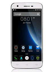 "DOOGEE F3 5.0"" HD OGS Android 5.1 4G Smartphone(RAM 2GB,ROM 16GB,BT4.0,13.0MP,8.0MP,2.5D Corning Gorilla Glass,OTG)"