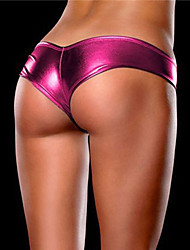 Women's Supper Sexy Patent Leather/PU Elasticity G-strings & Thongs/C-strings/Seamless Panties