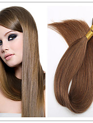 100% reines vorverfestigten Keratin Fusion Kapsel Haar kleben Haare / i spitzen Haarverlängerung 1g / s 100g / pc 1pc / lot auf Lager