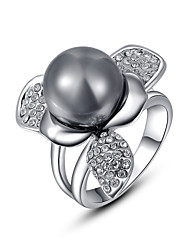 z & x® élégante perle / strass anneaux du compte de fleur mariage / fête / jour