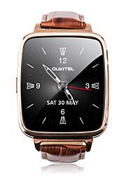 oukitel A28 mt2502a ips 1,54 polegadas Bluetooth 4.0 relógio inteligente de rastreamento apoio monitor de freqüência cardíaca de saúde