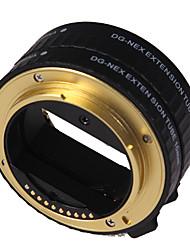 Закрыть выстрел кольцо адаптера расширение трубка для Sony NEX объектив камеры Nex3 3n 5n 5R 7