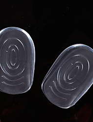 Silicon Insoles & Accessories for Insoles & Inserts Clear A Pair