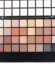 32 Color Eyeshadow Palette Makeup Set Neutral Warm Exquisite Eye Shadow Powder Cosmetics