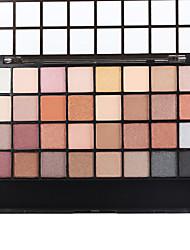32 couleurs de fard à paupières palette de maquillage mis neutres yeux exquis cosmétiques de poudre d'ombre chaudes