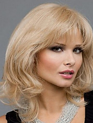 Europe and the United States High Quality Fashion  Hair Temperament Hair Wigs
