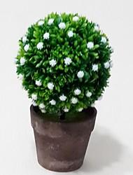 fleurs forme sphérique avec rétro partie de bol