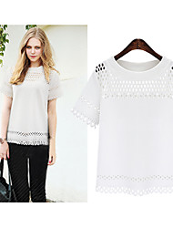 Informeel VROUWEN - T-shirts ( Acryl )met Korte Mouw