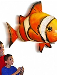 Animal Planet Air Swimmers Extreme Inflatable RC Giant Flying Clown Fish NEW