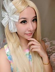 Japão e Coréia do Sul modelos explosão de alta qualidade de alta temperatura cor do cabelo fio