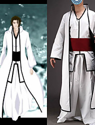 Cosplay Vigour Bleach Aizen Sousuke Cosplay Costume