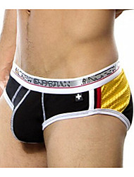 men's underwear  men breathable cotton brief underpants sexy mens briefs A3003