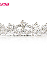 Neoglory Jewelry Mini Crowns Crystals Tiaras Bridal Hair Accessories for Little Girl Wedding Pageant Hair Jewelry