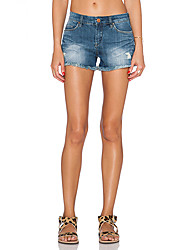 Women's Fashion With Pocket Low-Waisted Sexy Short Plant