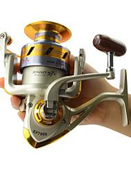 EF7000 5.5:1 10 Ball BearingsSea Fishing/Fly Bait Spinning Jigging Freshwater Fishing/Boat