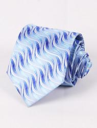 Corbatas ( Azul Claro , Poliéster )- Modelo