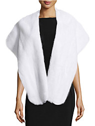 Sierli Women's Solid Color White / Black Tops & Blouses , Casual Cape Sleeveless