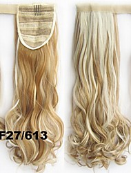 F27 / 613  Long Hair Ponytail Wig