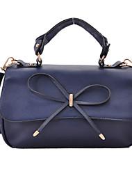 WeiYi Women's Fashion Contracted Bowknot Multi-Purpose Female Bag