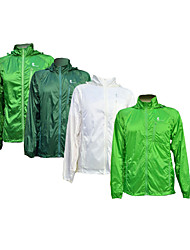 Veste ( Blanc/Vert/Vert foncé/Olive ) deCamping & Randonnée/Chasse/Pêche/Escalade/Fitness/Sport de détente/Plage/Cyclisme/Ski de