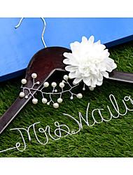 Noiva / Dama de Honor / Menina das Flores / Casal Presentes-1 Piece / Set Prenda Criativa Casamento / Felicitações / ObrigadoLiga de
