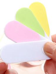 мини красочные косметика ассорти ногтей буфера файлы (случайный цвет)