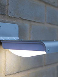 16 LED Solar Powered Light Sound Motion Sensor Garden Outdoor Waterproof Light