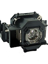 Replacement Projector Lamp/bulb ELPLP33/V13H010L33 for Epson EMP-TW20 / EMP-TWD1 / EMP-S3 / EMP-TWD3 / EMP-TW20H  etc