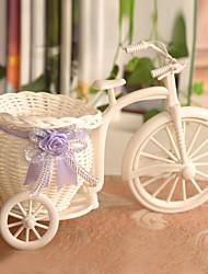 panier de fleur de style de vélos fleur artificielle chez arrangement / décoration de mariage