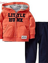 Boy's Cotton / Polyester / Denim Clothing Set,Winter / Spring / Fall