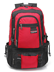 Laptop Packs Daypack Leisure Sports 40 L Red/Black/Purple/Army Green Terylene