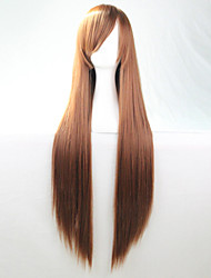 Cheap Products Synthetic Wig Lolita Anime Wig Cosplay Hair Wigs 80cm Long  Straight Wigs
