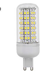 E14 / G9 / GU10 / B22 / E26/E27 LED Corn Lights T 108 SMD 3528 410 lm Warm White / Cool White AC 220-240 V