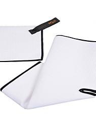 microfibra sunland waffle weave profunda toalhas de golfe com bolas de golfe livre toalha