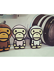 de ji 13000 mah fumetto portatile scimmia marea banca di potere esterno per il iphone più 6/6/5 s / s 4/5 / samsung