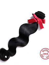 "EVET 1pc 8""-22""Brazilian Virgin Hair Unprocessed Human Hair Weft Natural Color Body Wave"