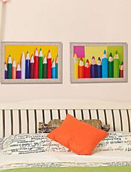 cópia da lona com frame para o estilo da sala de crianças