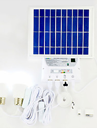 Camping Solar Powered Lighting System Solar Charger