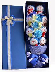Wedding Gift SOAP FLOWER A Doraemon Gift Cartoon Bouquet