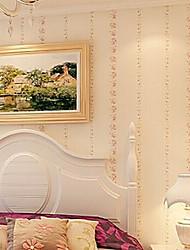nouvelle rainbow ™ peint floral contemporain mur fleur rouge couvrant l'art non-tissé mur de tissu