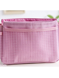 Women 's Polyester Professioanl Use Cosmetic Bag - Pink
