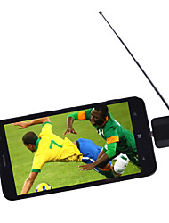 DVB-T2/T Mobile HD Digital TV Receiver,Watch Live TV on Android System Anywhere and Anytime!