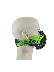 Basecamp Anti Haze PM2.5 Dust Masks Outdoor Riding Protective Masks And Winter Green And Black BC-591