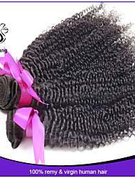 capelli umani vergini peruviani capelli ricci buon prezzo non trasformati capelli peruviani 3 pacchi ricci crespi