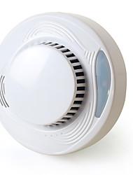 brogen ™ détecteur de fumée photoélectrique indépendant / flash LED / 10 ans de sauvegarde de la batterie / de maison et bâtiment public